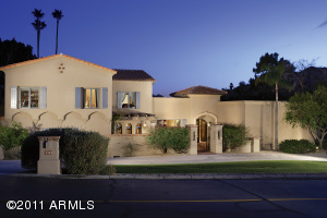4433 E CRYSTAL Lane, Paradise Valley, AZ 85253