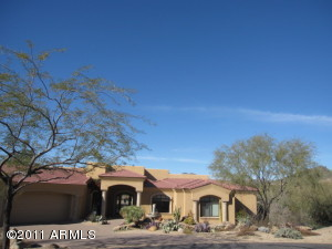 35594 N Canyon Crossings Drive, Carefree, AZ 85377