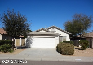 8146 W CLARA Lane, Peoria, AZ 85382