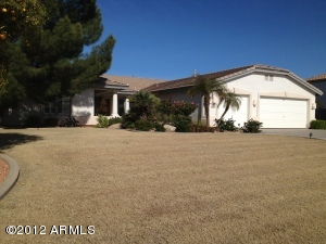 Gorgeous North Mesa home sitting on nearly 1/2 acre