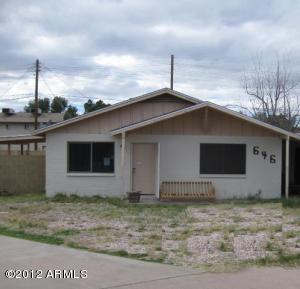 646 S ALLEN, Mesa, AZ 85204