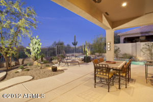 This is one of the best view lots in the entire community.....Enjoy your own private resort in North Scottsdale.....