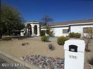 6302 E Mountain View Road, Paradise Valley, AZ 85253