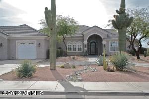8523 E Hillview Circle, Mesa, AZ 85207