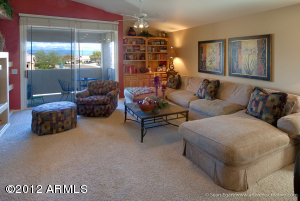 Premium lot with unobstructed views of Four Peaks Mountain