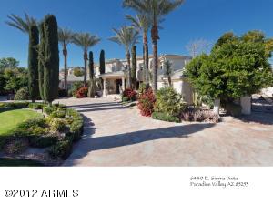 6440 E Sierra Vista Drive, Paradise Valley, AZ 85253