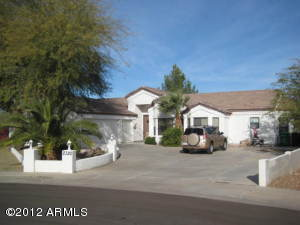 2320 N Hibbert Circle, Mesa, AZ 85201