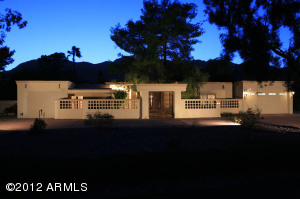 7822 N Ridgeview Drive, Paradise Valley, AZ 85253