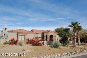 9318 E Casitas Del Rio Drive, Scottsdale, AZ 85255