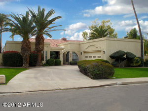 8707 E San Victor Drive, Scottsdale, AZ 85258