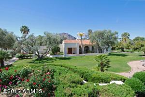 6201 E Huntress Drive, Paradise Valley, AZ 85253