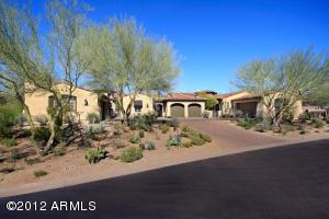 8918 E Rusty Spur Place, Scottsdale, AZ 85255
