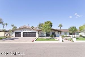 6012 E Calle Del Paisano Street, Scottsdale, AZ 85251