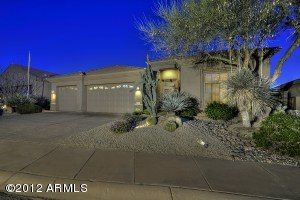 9331 E Sandy Vista Drive, Scottsdale, AZ 85262