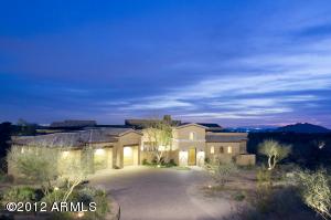 10722 E Rising Sun Drive, Scottsdale, AZ 85262