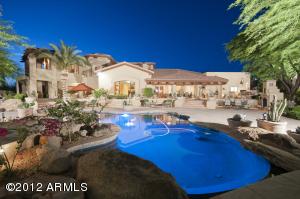 9901 E FOOTHILLS Drive, Scottsdale, AZ 85255
