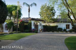 6130 E Huntress Drive, Paradise Valley, AZ 85253