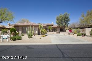 7682 E Pasaro Drive, Scottsdale, AZ 85266