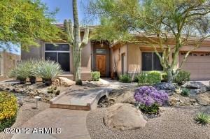 9520 E Sandy Vista Drive, Scottsdale, AZ 85262