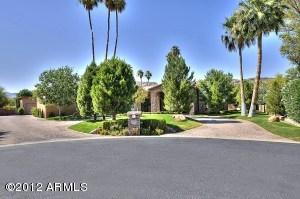 6010 E Huntress Drive, Paradise Valley, AZ 85253