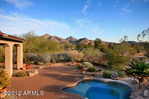 9653 E Mountain Spring Road, Scottsdale, AZ 85255