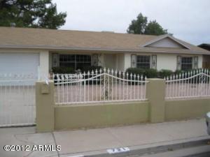 721 S Hill, Mesa, AZ 85204