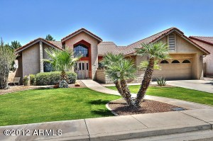 Soft Contemporary with open floor plan, new kitchen and pool