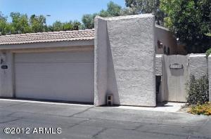 2 Bedroom Scottsdale Az McCormick Ranch Town Home For Sale 85258