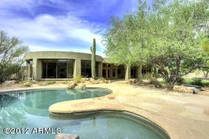 Private backyard backs to 1/4 acre preserve. Lot of space to entertain, play or relax.