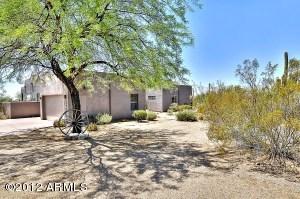 Custom Santa Fe Home On Very Private 1.59 Acre Lot