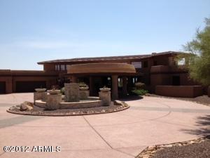 9389 E Via Del Sol Drive, Scottsdale, AZ 85255