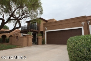 8022 E Via Del Desierto Street, Scottsdale, AZ 85258