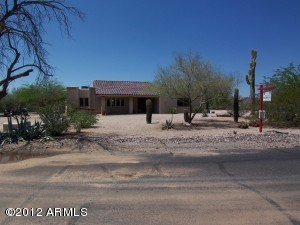 30836 N Rancho Caliente Drive, Cave Creek, AZ 85331