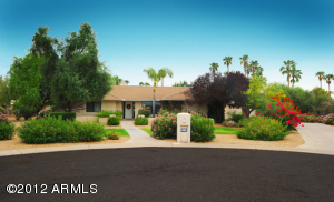 6203 E COCHISE Road, Paradise Valley, AZ 85253