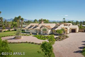 5203 N Monte Vista Drive, Paradise Valley, AZ 85253