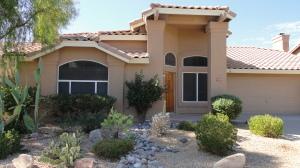 9139 E Siesta Scottsdale front elevation