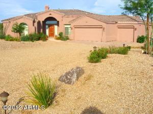 9813 E GRANITE PEAK Trail, Scottsdale, AZ 85262