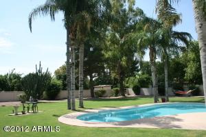 Completely landscaped; choose between irrigation or sprinkler system.