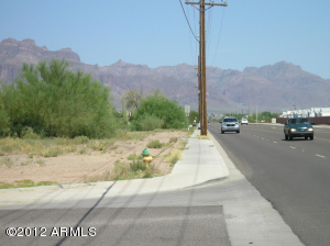 0 W SUPERSTITION Boulevard, 1