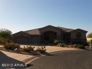 9716 E Roadrunner Drive, Scottsdale, AZ 85262