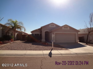 6603 W WEST WIND Drive, Glendale, AZ 85310
