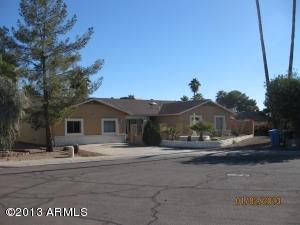 6321 E EVANS Drive, Scottsdale, AZ 85254