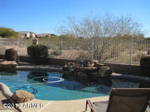 Backyard backs to spacious NAOS, creating privacy and views.