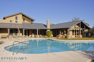 Community Center with pool, fitness room, and business center are just a short walk from the condo.