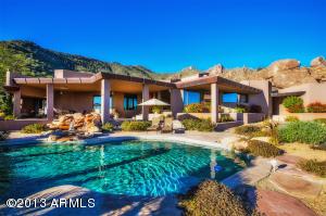 Tremendous pool and patio area