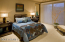 Beautiful Guest Bedroom with views North (Queen Bed)