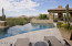 Beautiful pool with views to city lights & glories sunsets