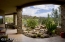 North Views from Living Room of Chiricahua #3 Fairway & water features.