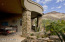 North Patio with BBQ, covered dining & views to Apache Peak