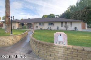 4852 E CALLE VENTURA, Phoenix, AZ 85018